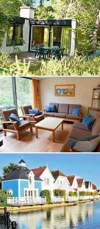 Accommodatie van Center Parcs